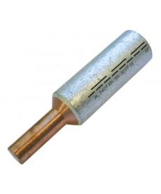 Koncówka AL. z bolcem Cu 25/50 mm²