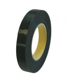 Opaska kablowa na rzepe w rolce czarna 10m x 15mm*