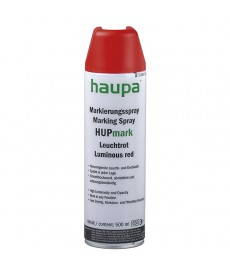 Marker w sprayu HUPmark czerwony 500ml