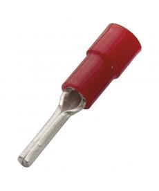 Koncówka igielkowa okragla izol. 0,5-1,0 mm*