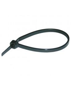 Opaska kablowa czarna 100 x 2,5 mm*