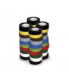 Taśma izolacyjna temflex 1300 19x20 multicolor (1kpl10szt) 3m