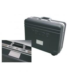 Napis laserowy na walizke z tworzywa