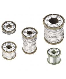 Lutowie do elektroniki z kalafonia ø 1,5 mm 100 g Sn 60%