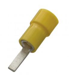 Koncówka igielkowa plaska izol. . 4,0-6 mm*