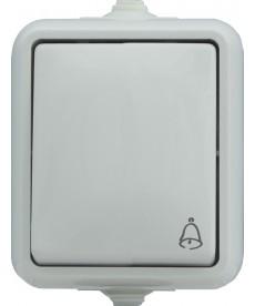 Przycisk dzwonek IP44 KOS HYDRO 120404