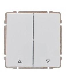 Przycisk żaluzjowy z klawiszem bez ramki KOS KOS 66 660418