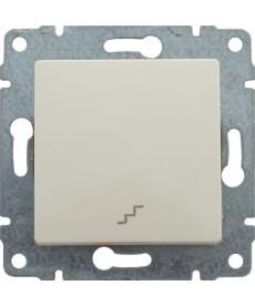 Łącznik schodowy z klawiszem bez ramki KOS VENA 510316