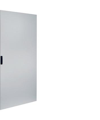 Drzwi IP40, RAL 7035, prawe z zamkiem dla szer.1600 mm, zamek: czworokąt 6x6mm