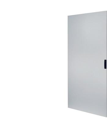 Drzwi IP40, RAL 7035, lewe bez zamka dla szer.1600 mm,