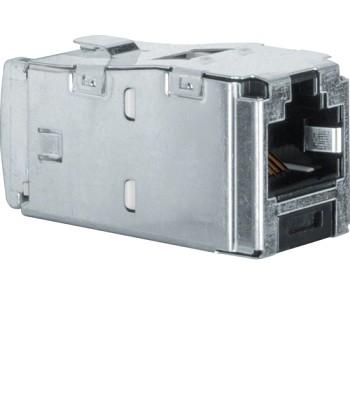 Mini Jack 8-biegunowy RJ45, kat. 6; Dodatki