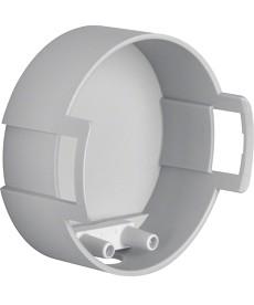 Puszka do pierścienia mocującego O 58 mm; szary; Integro mechanizm