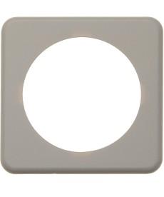Ramka 1-krotna; biały, połysk; Integro Classic