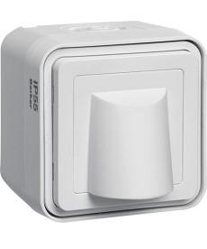 W.1 Złącze kablowe, IP55, biał
