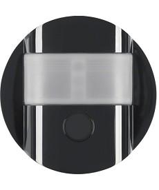 R.1/R.3 Nasadka IR czujnika ruchu komfort 1,1 m, czarny, połysk