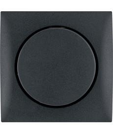 Elektroniczny potencjometr obrotowy 1-10 V z pokrętłem regulacyjnym antracyt, m