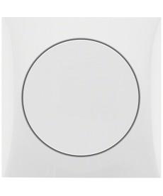 Elektroniczny potencjometr obrotowy 1-10 V z pokrętłem regulacyjnym biały, poły