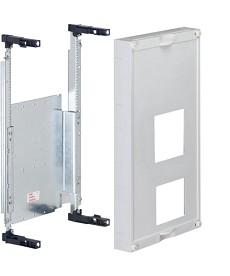 Blok Univers N dla wyłącznika mocy 250A + FI, 450x250mm