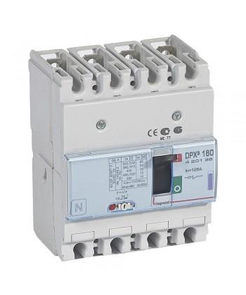 DPX 160 4P 125/50 KA LEGRAND. 420136