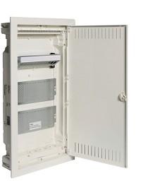volta Rozdzielnica VDI karton-gips 3R PatchPanel, gniazdo x3 230V