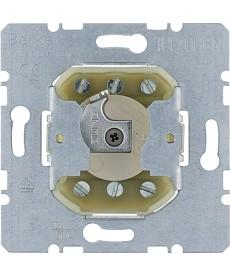 Łącznik żaluzjowy na klucz do wkładki patentowej berker 382210