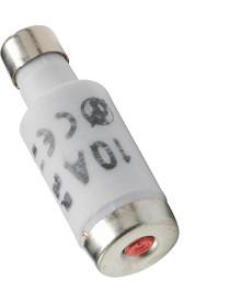 Bezpiecznik D 13x36mm DL 10A