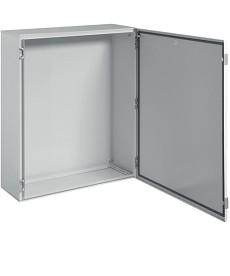 orion+ Obudowa stalowa 950x800x300mm, IP65, drzwi stalowe pełne HAGER FL128A