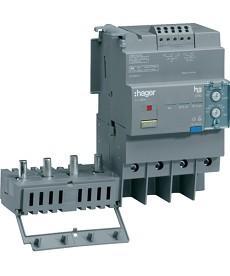 Blok różnicowo-prądowy 4P 160A, regulowany HAGER HBA161H