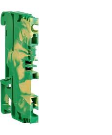 Zacisk przelotowy, plug-in, PE, 2,5mm2