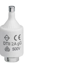 Bezpiecznik DTII/E27 Bi-Wtz 22x50 2A T