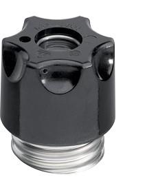 Główka bezpiecznikowa ceramiczna DIII PSKIII E33 63A 500V plombowana HAGER LE33S