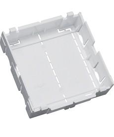 Puszka ochronna do ramki LFF71U, biała