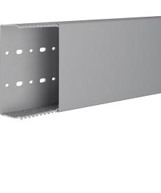 LKG Kanał grzebieniowy bezhalogenowy z pokrywą, 50x140mm, szary