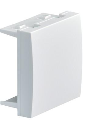 Zaślepka; Systo; 2 moduły; biały