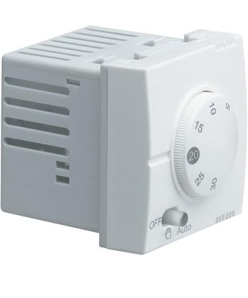Regulator temperatury pomieszczenia z wejściem obniżenia temperatury, Systo; 2 m
