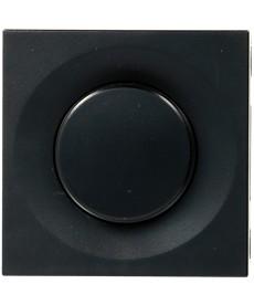 systo Ściemniacz obrotowy, uniwersalny 275 W, 2M, 230V, czarny