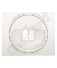 Sistena life plakietka gniazda hifi poj. Pearl , legrand 771500