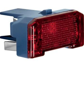 Wkladka jarzeniowa LED; czarny; mechanizmy