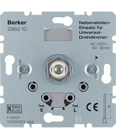 Rozszerzenie uniwersalnego ściemniacza obrotowego z plynną regulacją; elektronik
