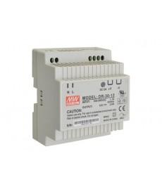 DR-30-12 Zasilacz na szynę DIN 12VDC/2A