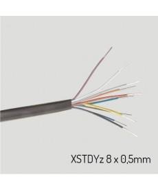 XSTDYZ 8X0,5 Przewód XSTDYz żelowany 8x0,5 mm (krażek 100m)