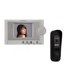MC-420C Wideodomofon 4&quot głośnomówiący z kamerą Pin-hole