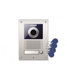 DRC-41UN/RFID Kamera podtynkowa z regulacją optyki i czytnikiem RFID