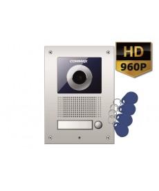 DRC-41UNHD/RFID Kamera podtynkowa z regulacją optyki i czytnikiem RFID, optyka HD 960p