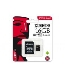 KARTA SD 16GB Karta microSD 16GB Kingston