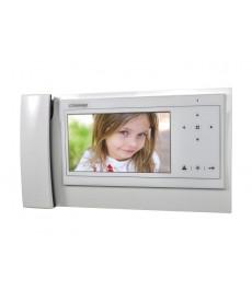 CDV-70KPT WHITE Monitor 7&quot słuchawkowy
