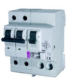 Wyłącznik różnicowoprądowy z członem na LIMAT-2-SD 2p A B16/0.3 ETI 002050303