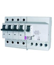 Wyłącznik różnicowoprądowy z członem na LIMAT-4-SD 4p AC C6/0.3 ETI 002054810