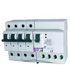 Wyłącznik różnicowoprądowy z członem na LIMAT-4-DN 4p A B16/0.03 ETI 002056103