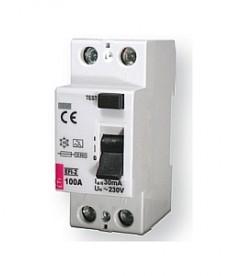 Wyłącznik różnicowoprądowy EFI-2 AC 100/0.1 ETI 002062533